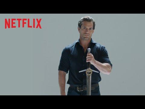 Henry Cavill revela tudo que você precisa saber sobre as espadas de The Witcher | Netflix