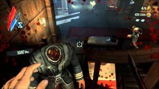 Dishonored - Gameplay - Dunwall City Trials ( DLC )