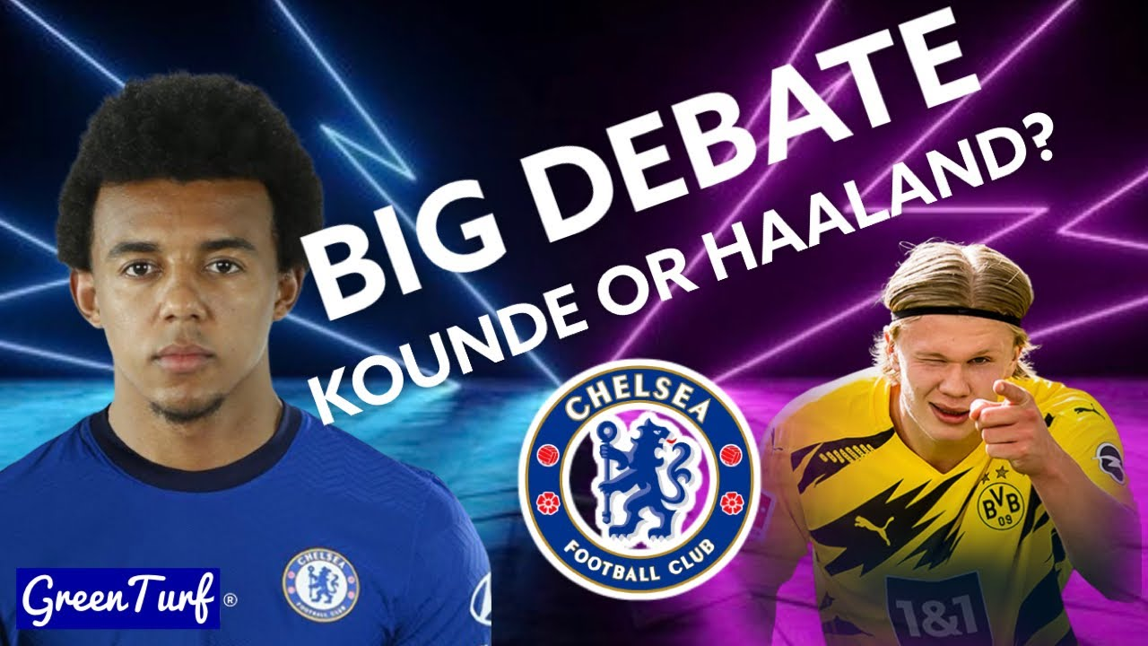 WHAT CHELSEA NEED THE MOST? ERLING HAALAND OR JULES KOUNDE? FABRIZIO ROMANO SPEAKS