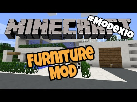 #Modexio - Furniture Mod