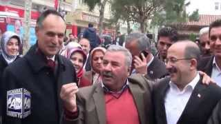Orhan Fevzi Gümrükçüoğlu ve Şefik Türkmen