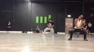 Beyonce- Standing on the sun Reggae Remix Choreography by: Hollywood