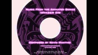 invader zim - gir goes crazy and stuff ost