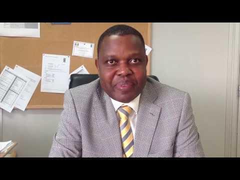 M. Gabriel DAVA: UNDP deputy Resident Representative, Guinea Bissau.