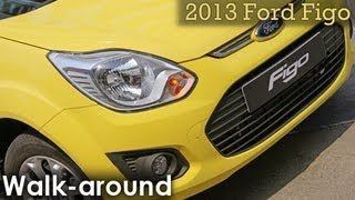 Ford Figo facelift walk-around