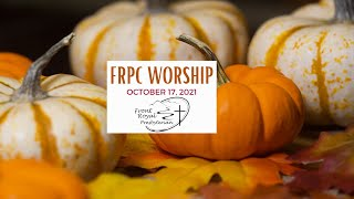 FRPC  October 17, 2021