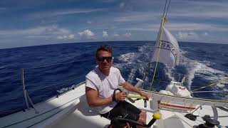 2018 Antigua Bermuda Race Iskareen