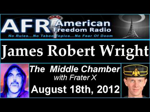 Frater X of The Middle Chamber interviews James Robert Wright Supreme Council 33rd Insider