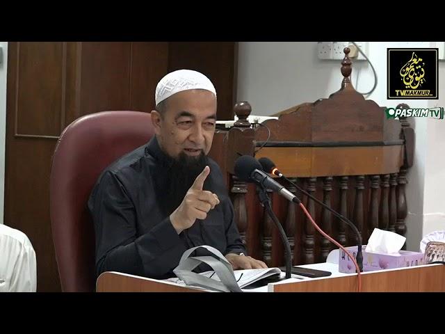 ????Kuliah Maghrib Perdana oleh Ustaz Azhar Idrus   4 Sept 2018