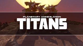 1# GALACTIC WAR // Planetary Annihilation: Titans 2020 // Roll Em Up!!