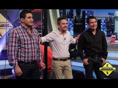"""Marco barrera y """"El Terrible"""" Morales - una vida de golpes y peleas"""