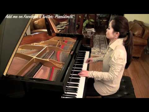 @NeonTrees - Animal ♡ @Pianistmiri ♧ Official Music Video Piano Cover