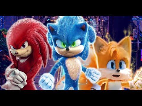 Sonic The Hedgehog 2021