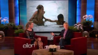 Heidi Klum on Rescuing Her Son from Drowning2188