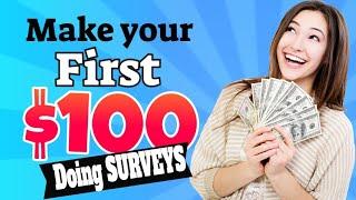How To Make MONEY Online Doing My Surveys