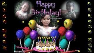 HAPPY BIRTHDAY...PHUONG ANH (09/09/2008--08/09/2014)