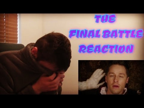 ONCE UPON A TIME - 6X21/22 THE FINAL BATTLE REACTION
