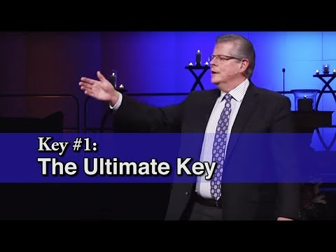 Back to Basics 2016: Key #1: The Ultimate Key (New Thought Sermon)