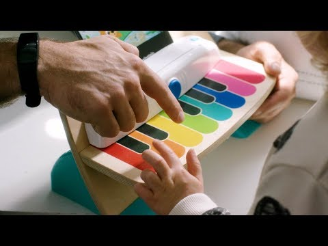 Baby Einstein Wooden Toys Come to Life with Magic Touch