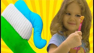 This is The Way Nursery Rhymes Song for Kids from Kids Liza