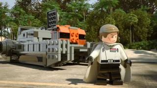 LEGO Star Wars: Rogue One - Capture the Crate