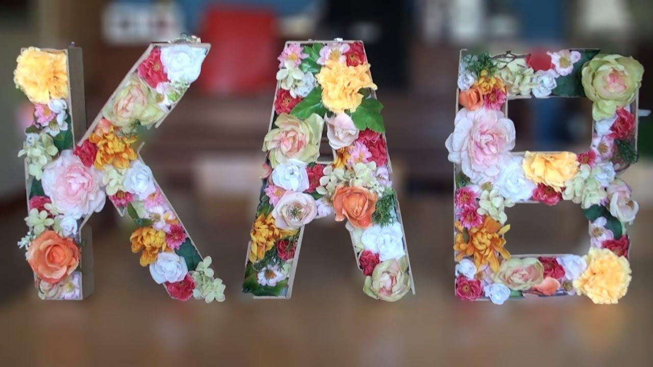 Letter S Planter