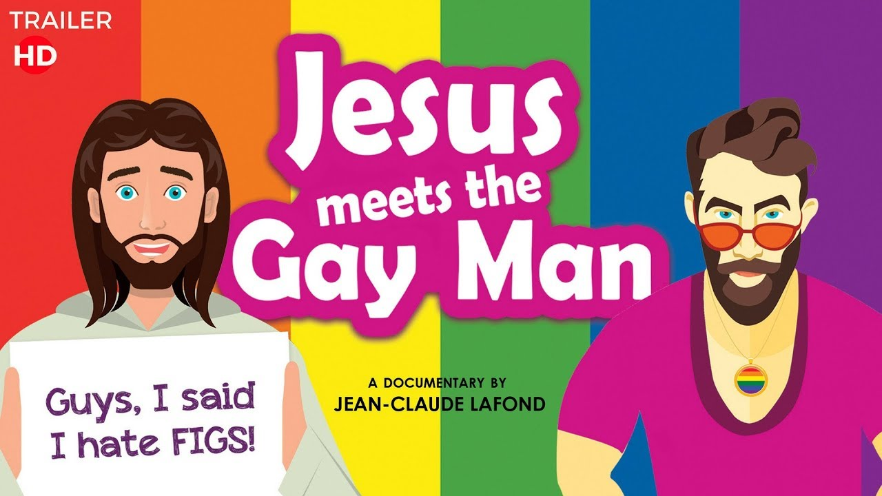 Jesus Meets the Gay Man Trailer (2018) - Breaking Glass Pictures - BGP Indie Movie