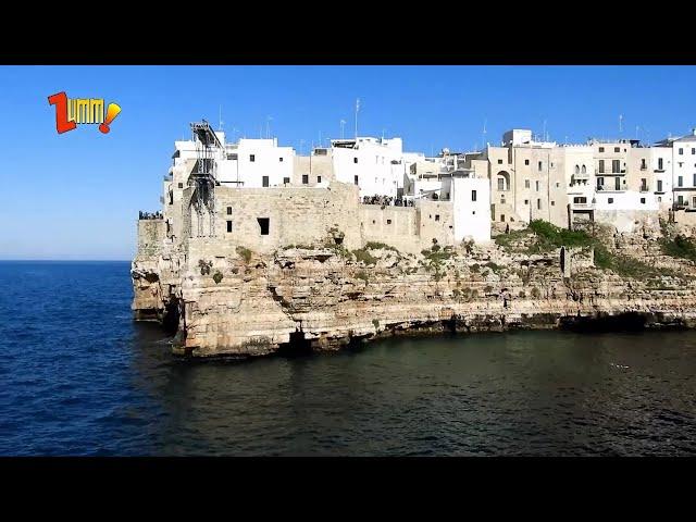 Il 26 settembre torna il 'Red Bull Cliff diving' a Polignano