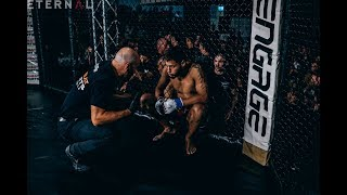 ETERNAL MMA 37 - SHANNON STAPLES VS KANE RICKUS - MMA FIGHT VIDEO