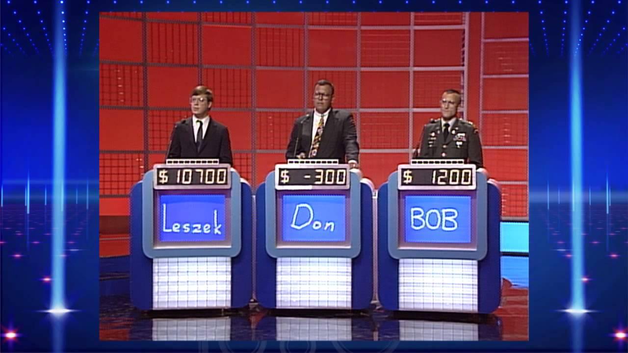 Jeopardy celebrity invitational