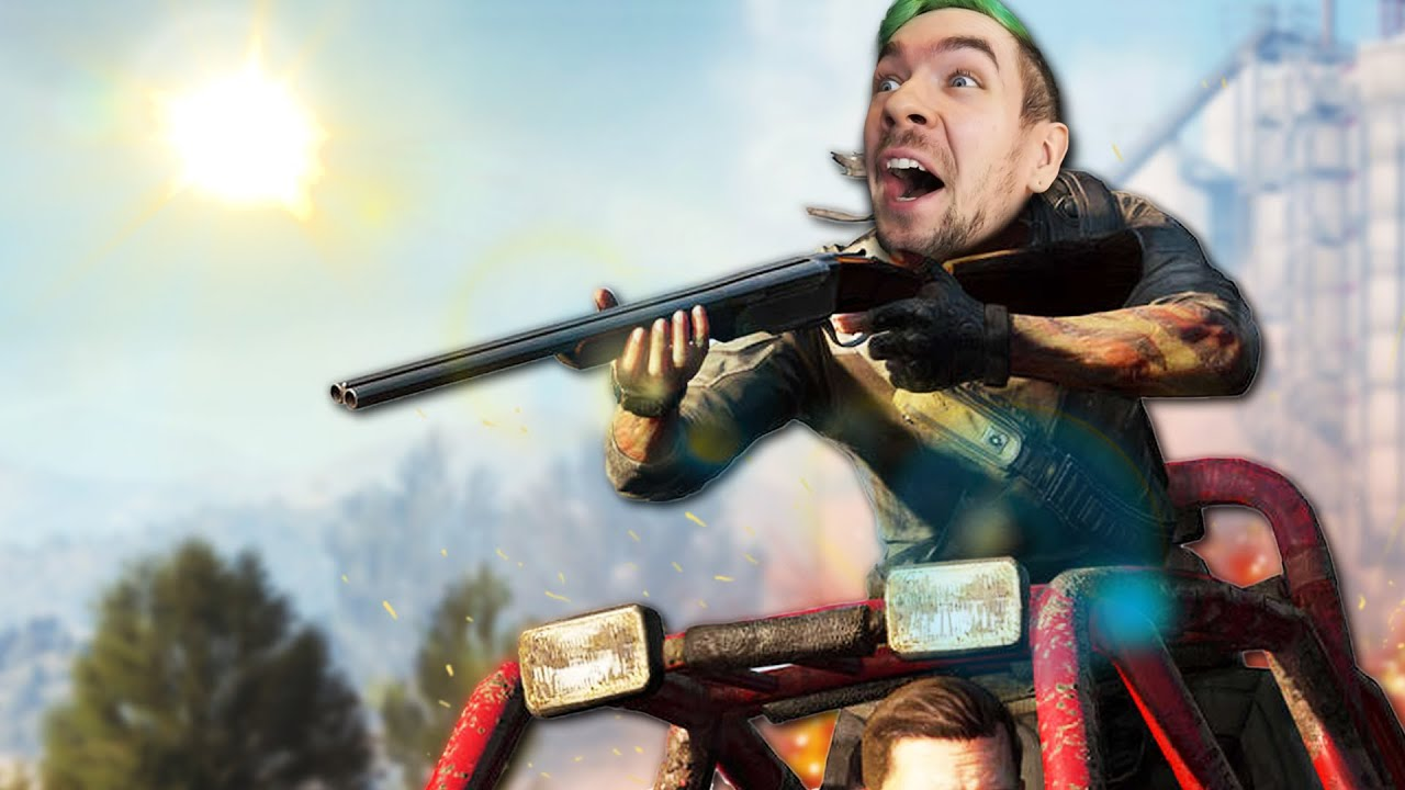 Dying Jacksepticeye Light