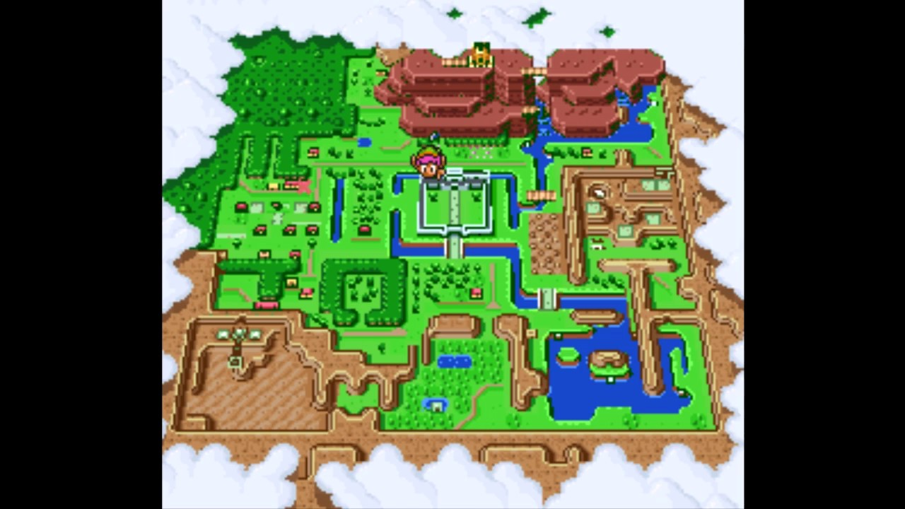 zelda a link to the past rpx