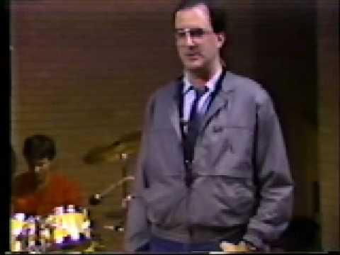 1984 Michael Brecker Interview - Part 1