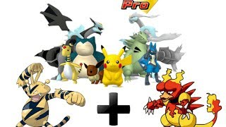 Présentation du Pokédex 3D pro et obtention des pokémons Elektek et Magmar