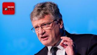 AfD-Chef Meuthen kündigt Rückzug aus Parteispitze an