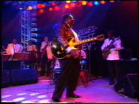 BB King Blues Band 'Back in LA' 1993