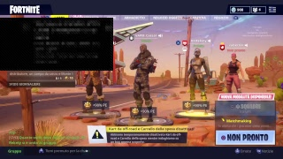 I passed on Twitch-VAPM CLAN-FORTNITE ITA