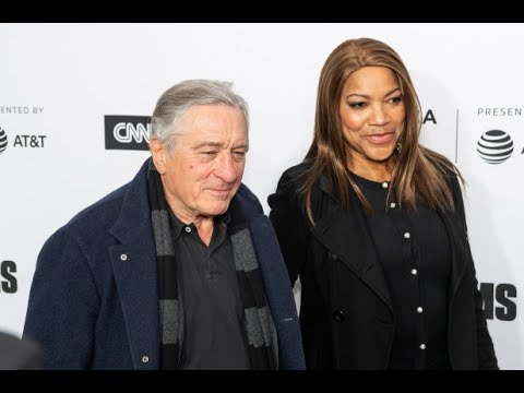 Robert De Niro struggling to keep up with wife's 'thirst for Stella ...