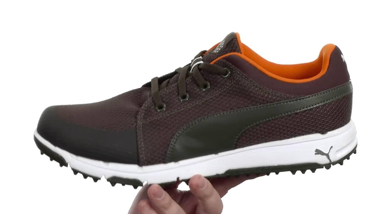 d6cc4830b957d8 PUMA Golf Grip Sport SKU 8733134 - YouTube