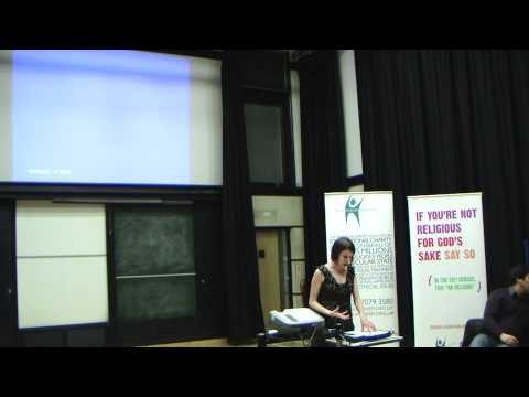 Naomi Phillips @ Oxford Think Week [1/2]