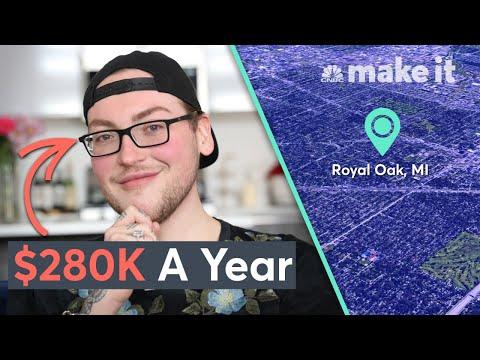 Living On $280K A Year In Metro Detroit | Millennial Money
