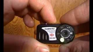 Mini caméra 1080p-ourri et Vision nocturne d'un aveugle
