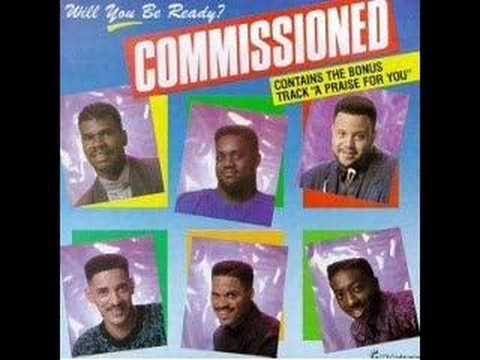 Commissioned (gospel group) - Wikipedia