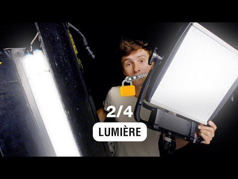 Lumière [2/4] LES SECRETS DE LA LUMIÈRE - RVB