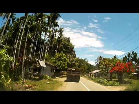 Jayapura to Sarmi, Papua Province(8) パプア州のジャヤプラからサルミへ