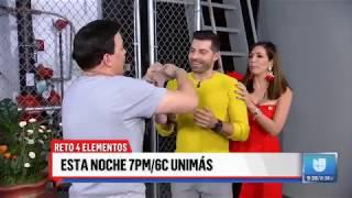 Antonio Santana en Despierta América (Univisión)