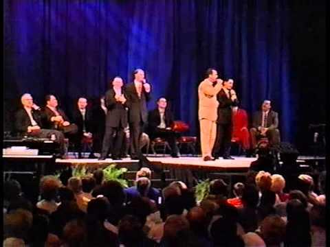 Greater Vision Quartets.  He Loves Me., feat  Eric Bennett  2003