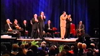 Greater Vision Quartets.  He Loves Me., feat  Eric Bennett  2003 YouTube Videos