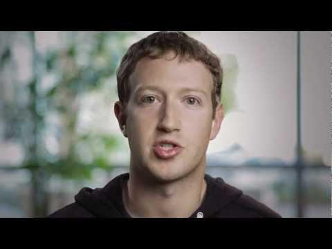 Mark Zuckerberg explains Facebook's new Graph Search