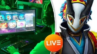 Fortnite VBUCKS GIVEAWAY LIVE - PS4 Fortnite Live Stream - Fast Console Builder